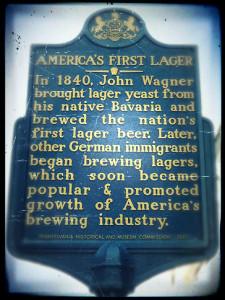 PA Historic Marker