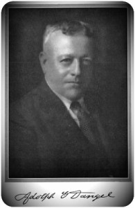 Adolph Dangel portrait (courtesy Bill Day)