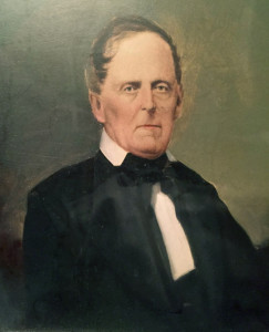 Portrait of Caleb Sheward, Jr.