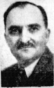 Karl Heigenmooser, circa 1938 (Sunday Star)