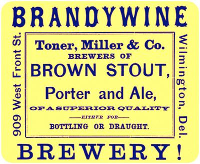 1868 Wilmington City Directory ad